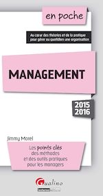 Télécharger cet ebook : En poche - Management 2015-2016