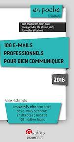Download this eBook En poche - 100 e-mails professionnels pour bien communiquer 2016