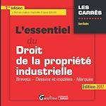 Download this eBook L'essentiel du droit de la propriété industrielle 2017