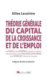 Download this eBook Théorie générale du capital, de la croissance et de l'emploi