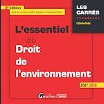 Download this eBook L'essentiel du droit de l'environnement 2017-2018 - 9e édition