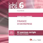Download this eBook Les Carrés DCG 6 - Exercices corrigés - Finance d'entreprise - 4e édition 2016-2017