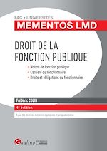 Download this eBook Mémentos LMD - Droit de la fonction publique - 4e édition