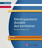 Download this eBook Développement durable des territoires