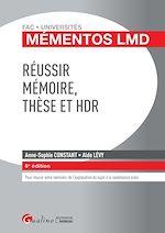 Download this eBook Mémentos LMD - Réussir mémoire, thèse et HDR - 6e édition