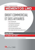 Download this eBook Mémentos LMD - Droit commercial et des affaires 2017-2018 - 10e édition