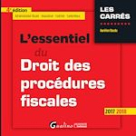 Download this eBook L'essentiel du droit des procédures fiscales 2017-2018 - 4e édition