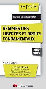 Download this eBook Régimes des libertés et droits fondamentaux
