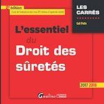 Download this eBook L'essentiel du droit des sûretés 2017-2018 - 2e édition