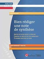 Download this eBook Bien rédiger une note de synthèse