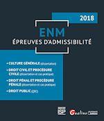 Download this eBook ENM - Épreuves d'admissibilité 2018