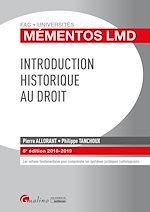 Download this eBook Introduction historique au droit