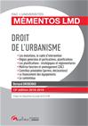 Mémentos LMD - Droit de l'urbanisme - 13e édition