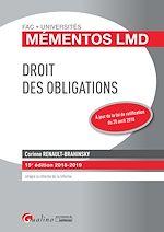 Download this eBook Droit des obligations