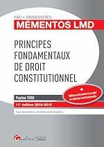 Download this eBook Principes fondamentaux de droit constitutionnel