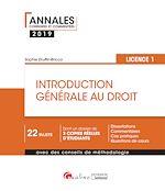 Download this eBook Introduction générale au droit- L1