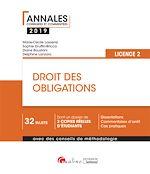 Download this eBook Droit des obligations - L2