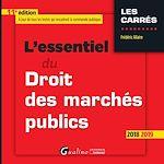 Download this eBook L'essentiel du droit des marchés public