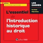 Download this eBook L'essentiel de l'introduction historique au droit - 5e édition