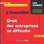 Download this eBook L'essentiel du droit des entreprises en difficulté 2018 - 7e édition
