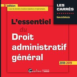 Download the eBook: L'essentiel du Droit administratif général