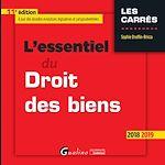 Download this eBook L'essentiel du Droit des biens