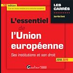 Download this eBook L'essentiel de l'Union européenne