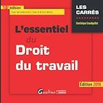 Download this eBook L'essentiel du droit du travail 2018 - 18e édition