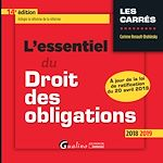 Download this eBook L'essentiel du Droit des obligations