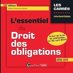 Download the eBook: L'essentiel du Droit des obligations