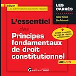 Download this eBook L'essentiel des Principes fondamentaux de droit constitutionnel