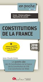 Download this eBook Constitutions de la France