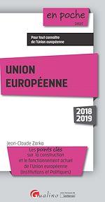 Download this eBook Union européenne
