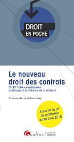Download this eBook Le nouveau droit des contrats - 2e édition