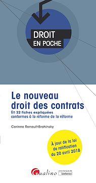 Téléchargez le livre :  Le nouveau droit des contrats - 2e édition