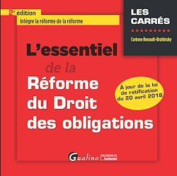 Download the eBook: L'essentiel de la réforme du droit des obligations - 2e édition