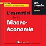 Téléchargez le livre :  L'essentiel de la macro-économie