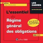 Download this eBook L'essentiel du Régime général des obligations