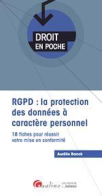 Download this eBook Droit en poche - RGPD : la protection des données à caractère personnel