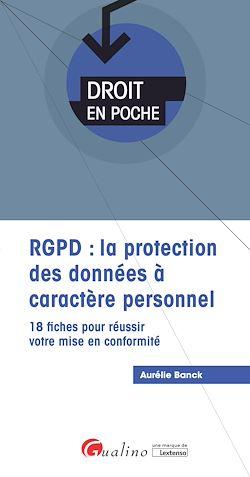 Download the eBook: Droit en poche - RGPD : la protection des données à caractère personnel
