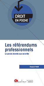 Download this eBook Les référendums professionnels