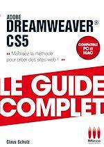 Téléchargez le livre :  Dreamweaver CS5