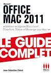 Télécharger le livre :  Office Mac 2011