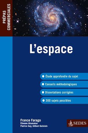 Téléchargez le livre :  L'espace