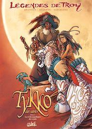 Téléchargez le livre :  Tykko des sables T01