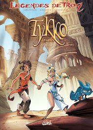 Téléchargez le livre :  Tykko des sables T02