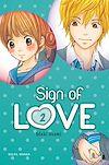 Télécharger le livre :  Sign of Love T02