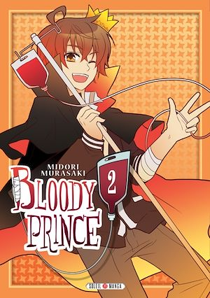 Téléchargez le livre :  Bloody Prince T02