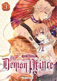 Téléchargez le livre :  The Demon Prince and Momochi T03