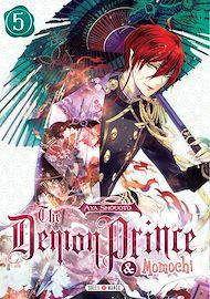 Téléchargez le livre :  The Demon Prince and Momochi T05